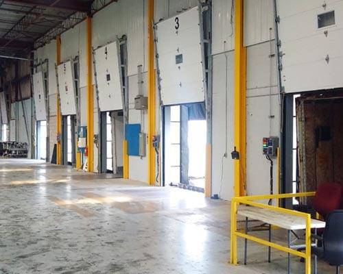 Aslon Warehouse Shipping Docks